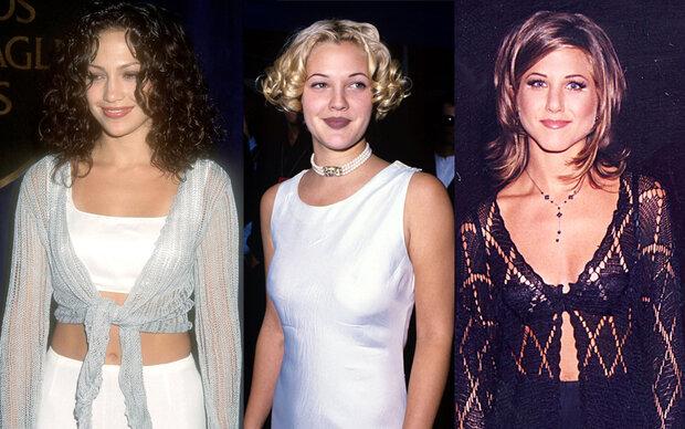 Style-Sünden aus den 90ern