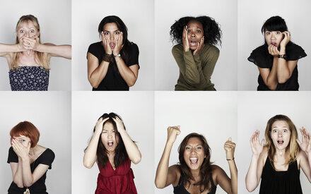 12 Probleme, die nur Frauen kennen
