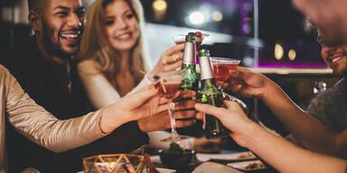 'Wein auf Bier'-Regel: Stimmt das wirklich?