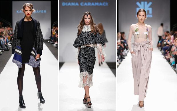 MQ Vienna Fashion Week: Fulminantes Finale