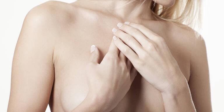Jede Dritte unzufrieden mit ihrer Brust