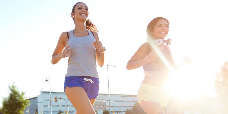Frauenlauf am 17. Mai