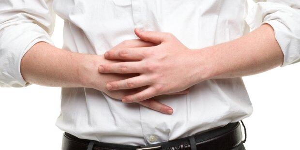 Magen übersäuert: Das hilft!