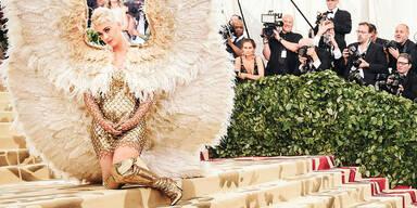 Katy Perry Met