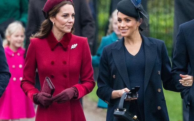 Das haben Kate & Meghan immer in der Tasche