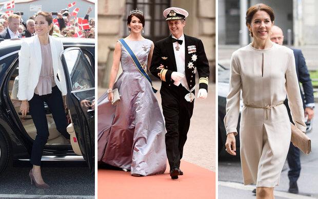 Mary von Dänemark ist die stylishste Adelige