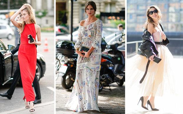 Die 12 schönsten Kleidertrends des Sommers