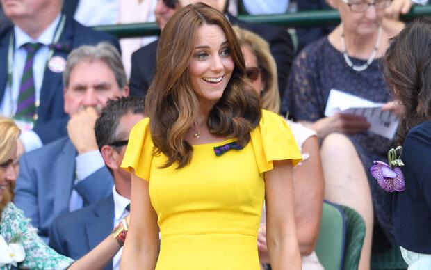 Darum trägt Herzogin Kate niemals Orange