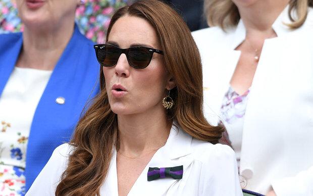 Herzogin Kate punktet mit Brillen-Klassiker
