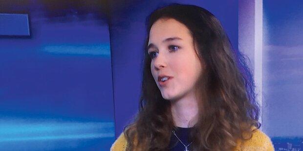 Lena (18) kämpft für unser Klima