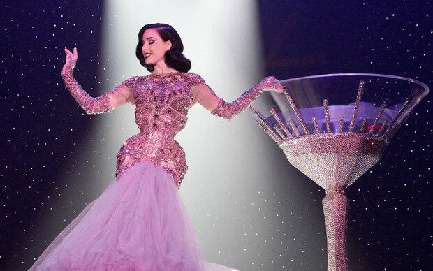 Die Queen of Glamour kommt nach Österreich