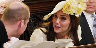 Darum trug Kate ein altes Kleid