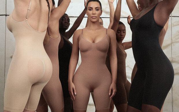 Kim Kardashian erntet Shitstorm für ihre Unterwäschemarke