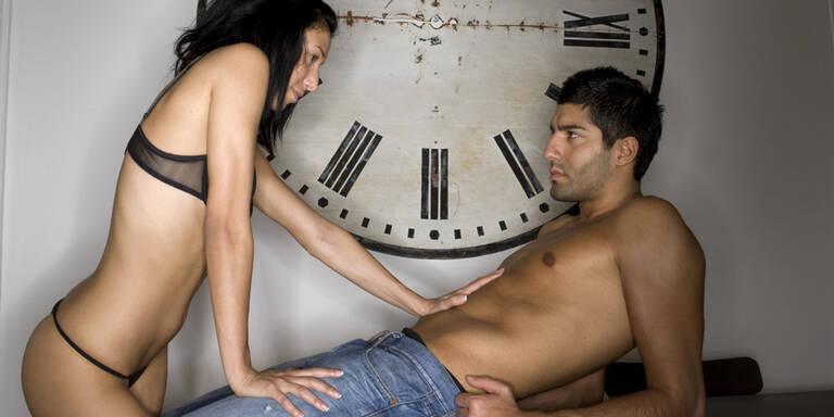 Die besten Uhrzeiten für tollen Sex