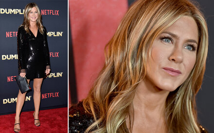 Topfit mit 50: Jennifer Anistons Hardcore-Training