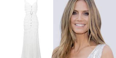 Heidi Klums Hochzeits-Style jetzt im Sale