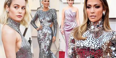 Oscars: Die schönsten Roben