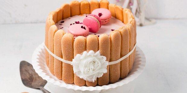 Mit Liebe für Mama gebacken