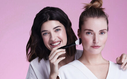 So schminken sich jetzt die Top-Models!
