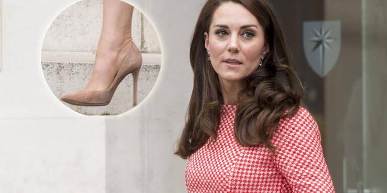 Kates genialer Schuh-Trick