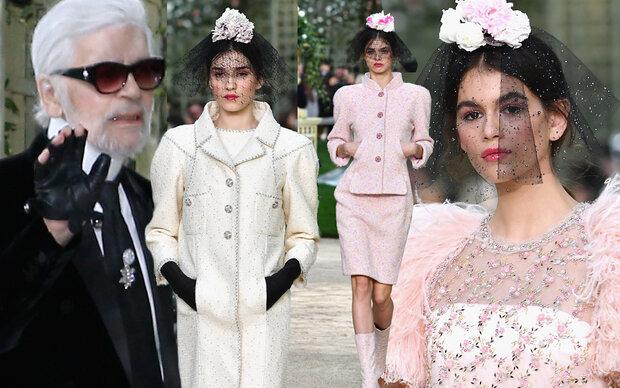 Chanel: Karl zeigt seine neuen Musen