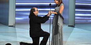 Glenn Weiss überrascht mit Heiratsantrag bei Emmys