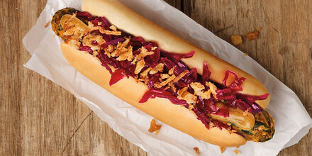 Ikea-Hotdog jetzt auch veggie