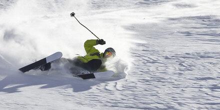 Jedes Jahr mehr als 30.000 verletzte Wintersportler in Österreich