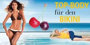 Top Body für den Bikini