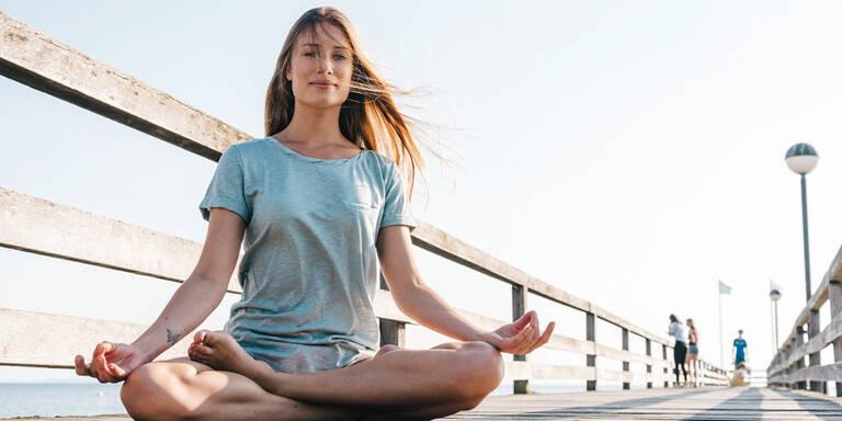 Warum jetzt alle meditieren