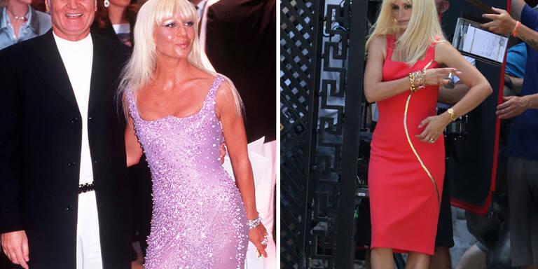 Wer spielt hier Donatella Versace?