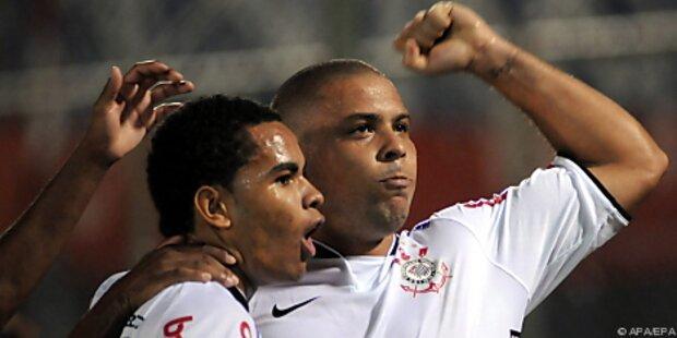 Ronaldo schoss Corinthians zum Sieg in der Copa