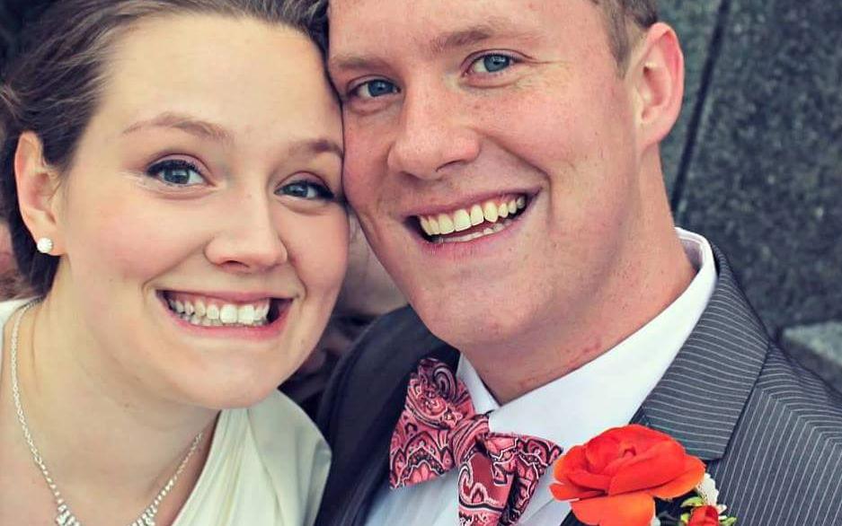 Das gruseligste Hochzeitsfoto aller Zeiten