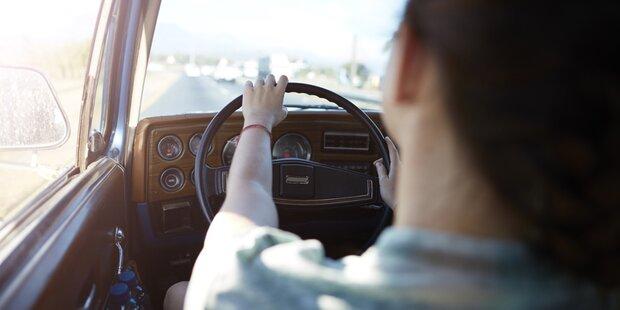 Hitze macht das Autofahren gefährlich