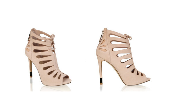 Cut-Out Booties von Guess