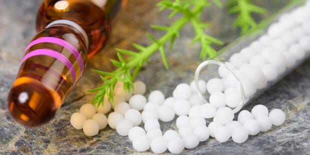 Homöopathie immer beliebter