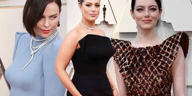 Voting: Wer hatte das schönste Oscar-Kleid?