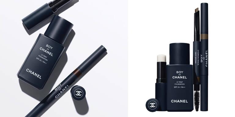 Chanel macht jetzt Make-up für Männer