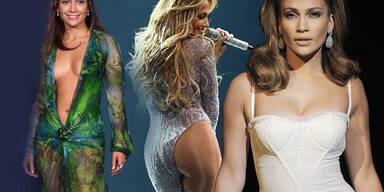 Jennifer Lopez: Ihre 50 besten Looks
