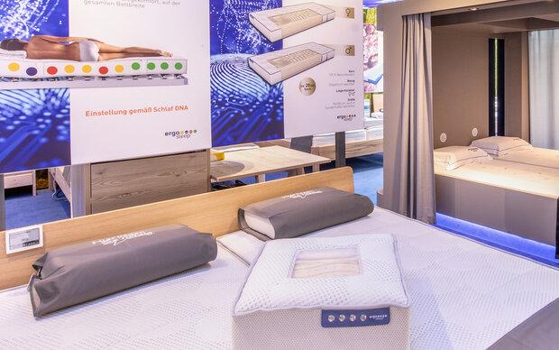'Betten Reiter': Neue Hi-Tech-Filiale im SCS Wels