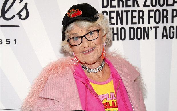 Die coolste Oma im Netz