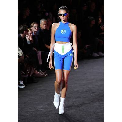Kaia Gerber: Superstar der NY Fashion Week