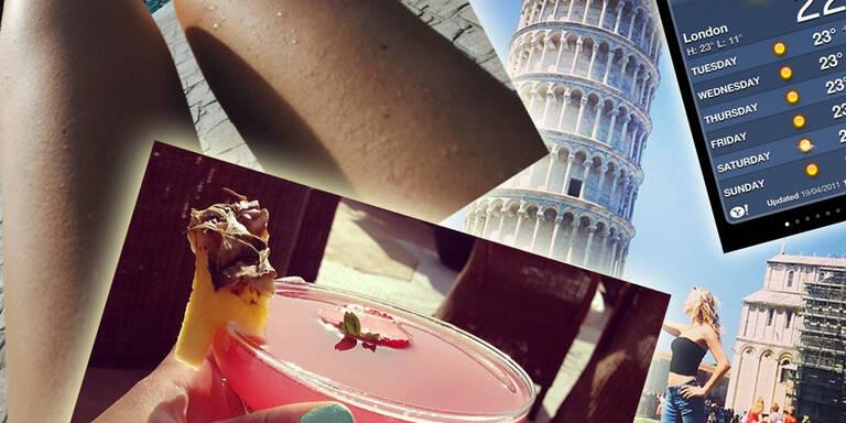 Die nervigsten Urlaubsfotos auf Instagram