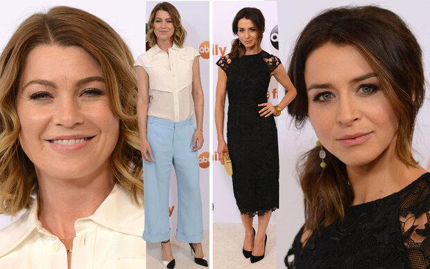 Grey's Anatomy Stars beweisen Stil