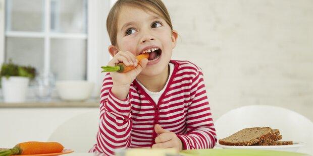 Trick: So essen Kinder gesünder