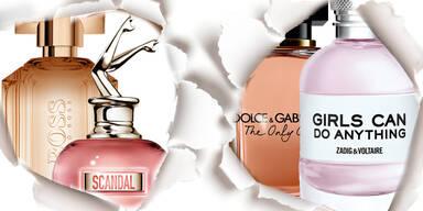 Neue Saison, neue Parfums!