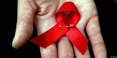 33,4 Mio. Menschen leben mit Aids