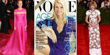 Gwyneth Paltrow von 'Vogue' verbannt?