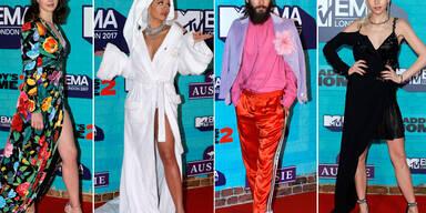 MTV Europe Awards 2017 - Red Carpet
