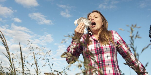Allergie-Alarm: Jetzt kommen die Pollen!